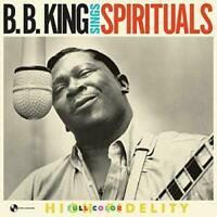 King, B.B.Sings Spirituals (180 Gram Vinyl Limited Edition) (New Vinyl)