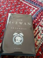SATURDAY BY IAN MCEWAN SIGNED 1ST/1ST NEW ARCHIVAL PROTECTION