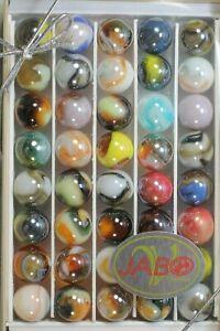 """Jabo """"Classics"""" Box of Marbles"""