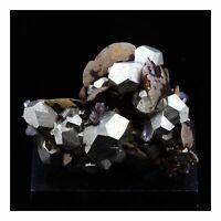 Siderit, Quarz, Pyrit. 72.0 Ct. Mésage Mine,Vizille,Frankreich