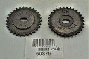 Engine Oil Pump Drive Gear ITM 50379 fits 1988 Daihatsu Charade 1.0L-L3