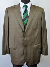 CORNELIANI 120's Wool Checked Made in Italy Blazer UK 38S Jacket EU 48S Coat