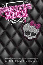 Monster High von Lisi Harrison (2010, Gebundene Ausgabe) #s