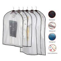 Clothing Dust Cover Clothes Protector Storage Travel Bag Garment Suit