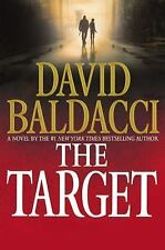 Will Robie: The Target Bk. 3 by David Baldacci (2014, Hardcover) First Edition