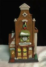 Dept 56 Christmas in the City Music Emporium Treble Bass Clef #5531-0-Mint