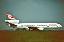 Original Slide Turkish Airlines Douglas DC-10-10 TC-JAU CN 46705 LN 33 FedEx