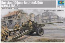 Trumpeter Russian 100mm Anti-Tank Gun M1944 (BS-3) in 1/35  02331 ST