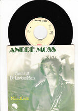 "7"" - ANDRE MOSS-levkas on ---"