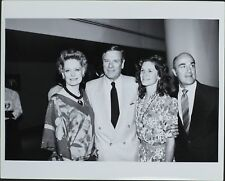 Alexis Smith, Craig Stevens, Stephanie Zimbalist, Eric Shepard ORIGINAL PHOTO