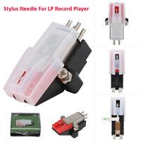 Gramophone Turntable Record Player LP Vinyl Magnetic Cartridge Stylus Needle