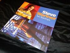 Steve Wariner *Six Promotional Two Teardrops Cardboard Poster Flats!