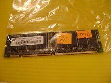 Micron MT8LSDT1664AG-133E1 128MB 168p PC133 CL3 8c 16x8 from Dell Dimension 4300