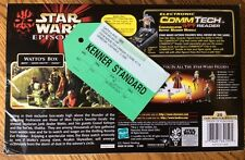 KENNER STANDARD PROTOTYPE - Star Wars - Watto's Box
