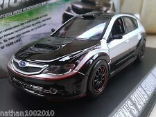 Subaru Impreza WRX STI 2009 1/43 Fast and Furious Greenlight