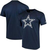 New Nike Dallas Cowboys Football Essential Logo Dri-Fit t-shirt men's Small Navy