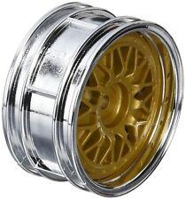 Tamiya 50548 (SP548) 2-Piece Mesh Wheels (1 Pair,4WD/ FWD Touring & Rally Car)
