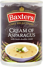 Baxters Chef Sortiment Creme Spargel Suppe 2 X 400g