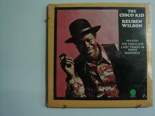 REUBEN WILSON The Cisco Kid BLUES LP SEALED GROOVE MERCHANT Orig.