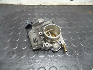 2012 VAUXHALL CORSA MK4 D 1.0 PETROL A10XEP THROTTLE BODY 55563385