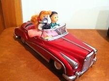 """Vintage Battery Powered Toy Car """"Photoing On Car"""" Made in China w/Original Box"""