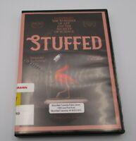 Stuffed (DVD) 2019 Documentary On Taxidermy