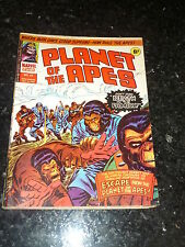 PLANET OF THE APES BD - No 53 - Date 25/10/1975 - Marvel Comic