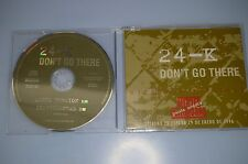 24-K - Don't go there CD-SINGLE PROMO