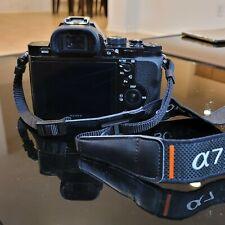 Sony Alpha A7 24.3 MP Mirrorless Digital Camera with 28-70mm Lens - Black .