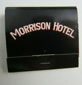 MORRISON HOTEL art Gallery NYC   { the Doors )  nm