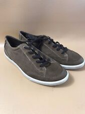 #2  ECCO Men's Leather Sneakers Size 44