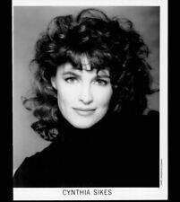 CYNTHIA SIKES - 8x10 Headshot Photo w/ Resume - St. Elsewhere