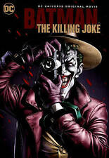 Brand New! Batman: The Killing Joke DVD DC Comics Joker Animated Movie Rated R
