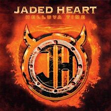 Jaded Heart-Helluva Time (2014 GERMANY Import Reissue) CD NEW Michael Bormann