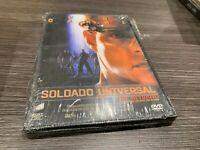 Soldato Universale Il Ritorno DVD Van Damme The Return Sigillata Nuova Sealed