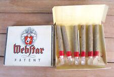 Cigarillos WEBSTAR Patent - Mundstück und Spezialfilter