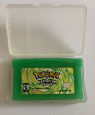 Pokemon Leaf Green for Nintendo Gameboy Advance - Genuine