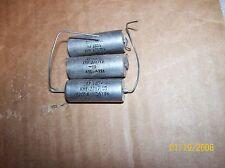 3 X NOS Gudeman Capacitor .47 100 volts vintage vitamin q tone