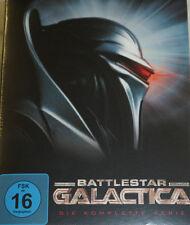 Battlestar Galactica,Komplette Serie, Staffeln 1-4, 22 Disc Blu Ray Box, NEU OVP