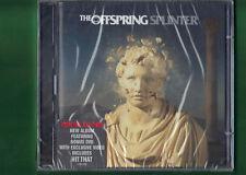 OFFSPRING  - SPLINTER LIMITED EDITION  CD NUOVO SIGILLATO