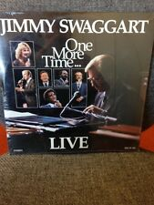 """Jimmy Swaggart """"One More Time...Live"""" Vinyl LP"""