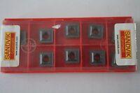 Sandvik Carbide Insert - 880-0604W08H-P-LM ( 4044 )  9 Inserts