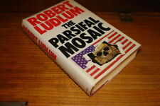 THE PARSIFAL MOSAIC BY ROBERT LUDLUM-1ST EDT.1982