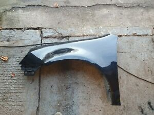 Mk5 Golf GTI Passenger Front Wing - DIAMOND BLACK