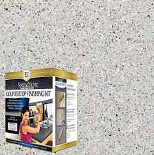 1qt Onyx Fog Laminate Plywood Countertop Refinishing 4-Count Roll-On Paint Kit