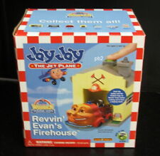 pbs jayjay the jet plane Revvin' Evan'S Firehouse wooden adventure system New
