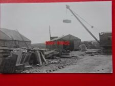 PHOTO  HEYS (BRITANNIA) LTD LOCO SHED HALL GREEN 9/54