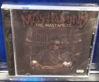 Mastamind of NATAS - The Mastapiece CD SEALED esham horrorcore daniel jordan rlp