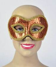 Women's Mardi Gras Resin Costume Masks