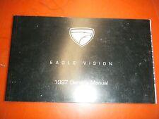 1997 Eagle Vision Original Factory Operators Owners Manual Glove Box